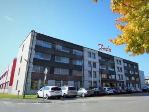 Danfoss Trata bogatejša za avtomatizirano visokoregalno skladišče