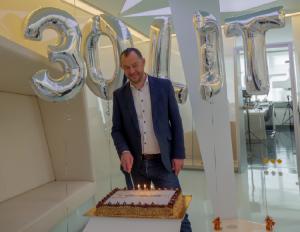 30. rojstni dan