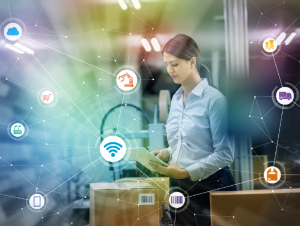 An Efficient Digital Transformation Path in Internal Logistics
